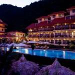 Cát Bà Sunrise Resort về Đêm