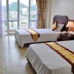 Phong Standard-Phòng Deluxe-Nhà Ăn - Khách sạn Hùng Long Cát Bà