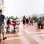 Phòng Ăn - Khách sạn Holiday View