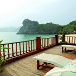 Suite balcony Monkey Island Resort