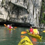 Cheo Kayak Ha Long